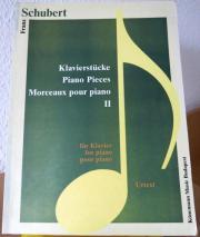 Noten: Schubert: Klavierstücke