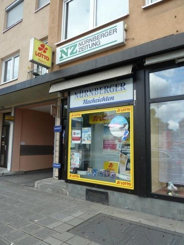 Lottoladen In Der Nähe