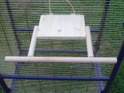 Nymphensittich Wellensittich Käfig