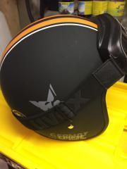 Offener Helm für