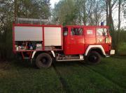 Oldtimer Feuerwehr 4X4