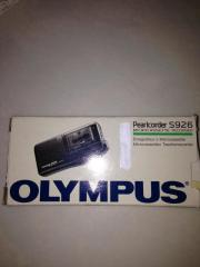 OLYMPUS Mikrokassettenrekorder