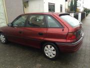 Opel Astra zu