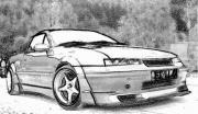 Opel Calibra Liebhaber