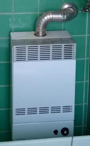 Oranier Gasheizautomat 54-