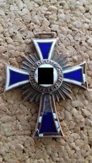 Orden Polizeiabzeichen Mutterkreuz