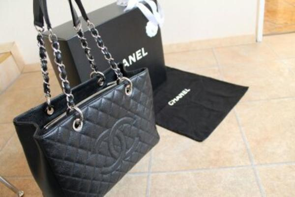 original chanel tasche bag gst uvp neu in frankfurt taschen koffer accessoires kaufen und. Black Bedroom Furniture Sets. Home Design Ideas