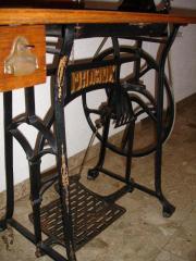 Original Phoenix Nähmaschine