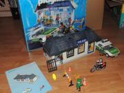 Ostergeschenk: Playmobil Polizeistation