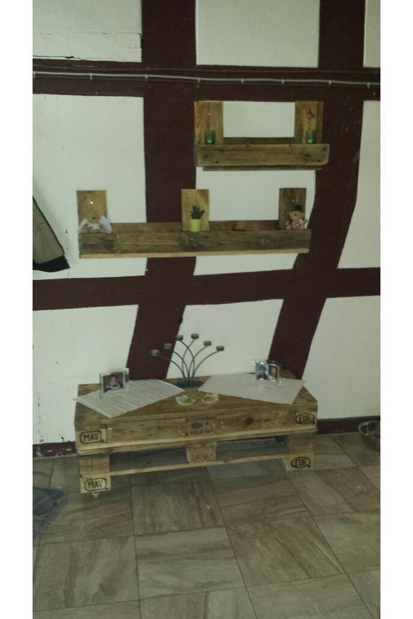 paletten m bel sideboard regal in kalletal sonstige wohnzimmereinrichtung kaufen und verkaufen. Black Bedroom Furniture Sets. Home Design Ideas