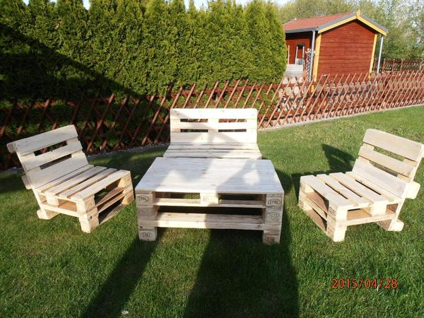paletten m bel terrassen m bel garten m bel f r innen oder au en in dodendorf gartenm bel. Black Bedroom Furniture Sets. Home Design Ideas