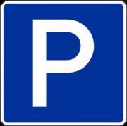 Parkplatz im Sinsheimer