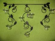 Partylite: filigraner Kerzenhalter