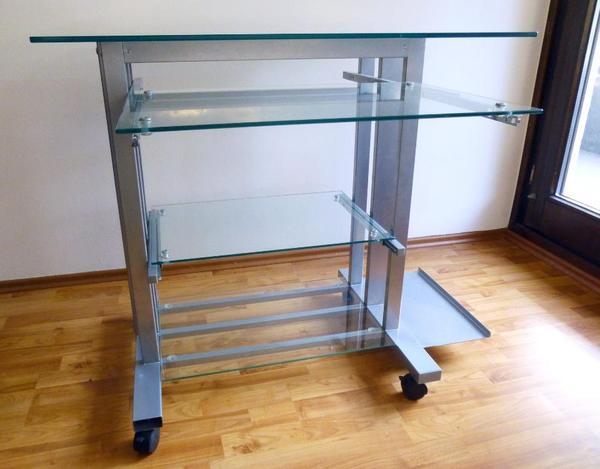 glastisch glas neu und gebraucht kaufen bei. Black Bedroom Furniture Sets. Home Design Ideas