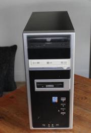 PC + Laserdrucker Computer