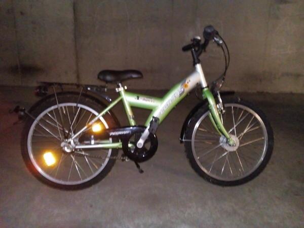 pegasus fahrrad 20 zoll in freiburg kinder fahrr der. Black Bedroom Furniture Sets. Home Design Ideas