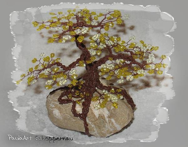 Perlen baum gl ck baum besondere dekorativ f r eine for Besondere dekoartikel