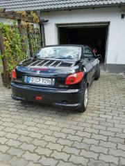 Peugeot 206 cc ,