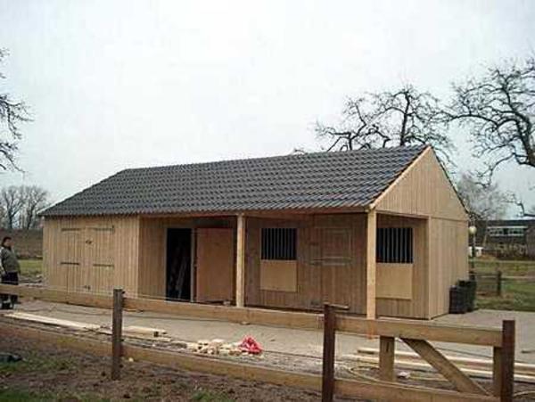 Pferdestall box neu und gebraucht kaufen bei for Vordach kaufen