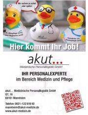 Pflegehelfer mit Berufserfahrung