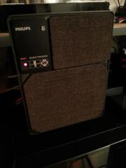 Philips Aktivlautsprecherboxen MBH