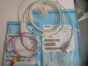 Philips EKG-Basiskabel