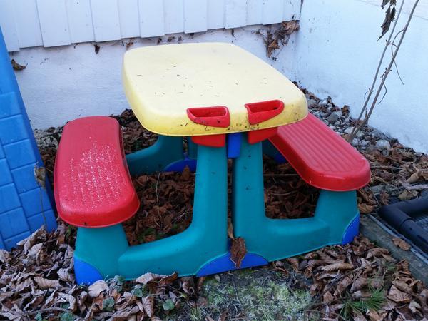 picknicktisch tisch kinder in seefeld gartenm bel kaufen. Black Bedroom Furniture Sets. Home Design Ideas