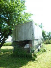 Planenanhänger Unimog Traktor