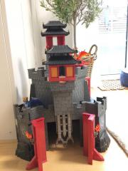Playmobil grosse Drachenburg
