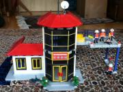 Playmobil große Feuerwache
