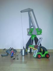 Playmobil Hafenset - komplett!