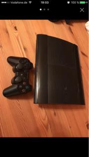 PlayStation 3 Super Slim Zu verkaufen ist eine PlayStation 3 Super Slim mit 12 GB. PlayStation ist in einem guten Zustand und funktioniert einwandfrei. Stromkabel sind dabei. ... 70,- D-67280Ebertsheim Heute, 19:04 Uhr, Ebertsheim - PlayStation 3 Super Slim Zu verkaufen ist eine PlayStation 3 Super Slim mit 12 GB. PlayStation ist in einem guten Zustand und funktioniert einwandfrei. Stromkabel sind dabei