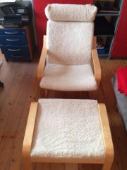 Poäng Sessel und