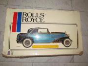 Pocher Model Rolls