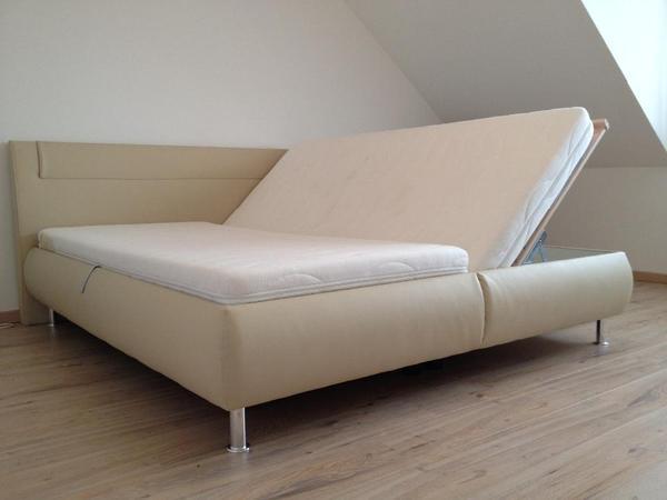 polsterbett bett neu und gebraucht kaufen bei. Black Bedroom Furniture Sets. Home Design Ideas