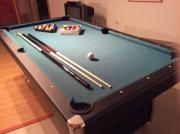 Pool-Billard 7ft,