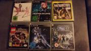 PS 3 Spielesammmlung