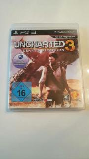 PS3 PlayStation - Uncharted
