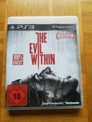 PS3 THE EVIL