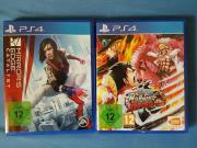 PS4 3 Spiele