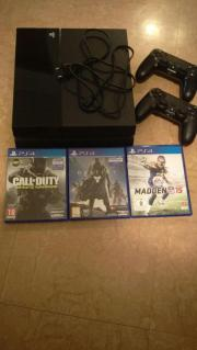 PS4 mit 2
