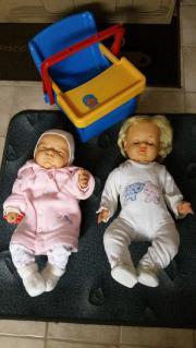 Puppen und Puppen-