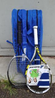 RACKET BAG+Tennisschläger