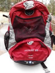 Radfahrer - Rucksack, Osprey