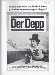 Rarität: Herbert Achternbusch -