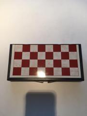 Reise- Schach magnetisch