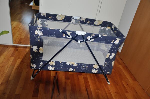 reisebett f r kleinkinder in schlins wiegen babybetten reisebetten kaufen und verkaufen ber. Black Bedroom Furniture Sets. Home Design Ideas