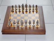 Repräsentatives Schachbrett mit