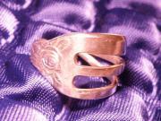 RING, Nr: 203 - mc, Besteckschmuck, echt 800.er Silber, außergewöhnlicher Ring .... RING, Nr: 203 - mc, Besteckschmuck, echt 800.er Silber, außergewöhnlicher Ring, in Handarbeit aus ... 22,- D-67240Bobenheim-Roxheim Heute, 11:55 Uhr, Bobenheim-Roxheim - RING, Nr: 203 - mc, Besteckschmuck, echt 800.er Silber, außergewöhnlicher Ring .... RING, Nr: 203 - mc, Besteckschmuck, echt 800.er Silber, außergewöhnlicher Ring, in Handarbeit aus