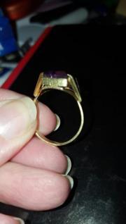 Ring zu verkaufen